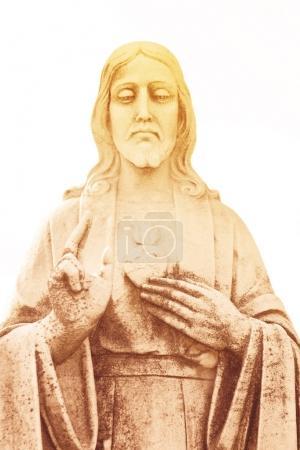 Jesus Christ the King Statue.