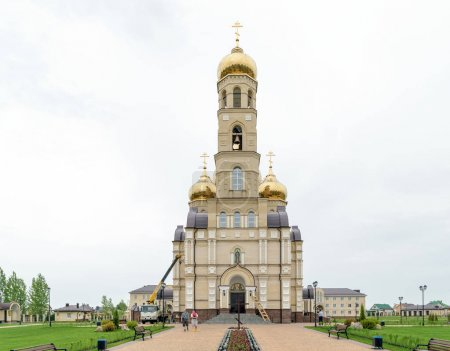Temple in honor of Meeting of the Lord in the village of Vyatsky Posad
