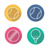 Sport game balls