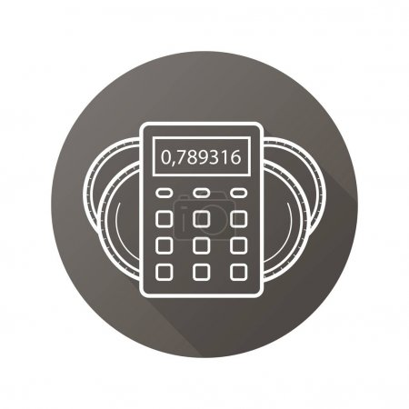 Income calculations icon