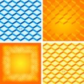 Set background Design elements glow light effect07