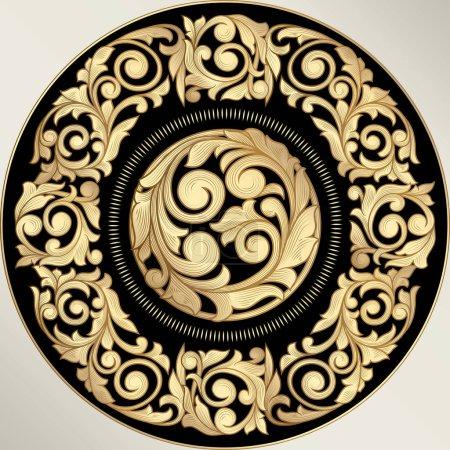 circle decorative pattern