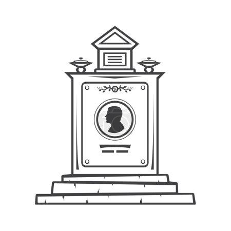 grave gravestone monument