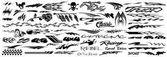 Car Bike Vehicle Graphics Vinyls & Decals