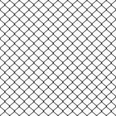 Seamless metal mesh vector illustration