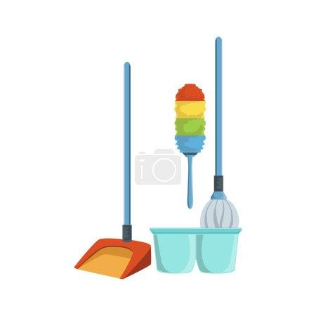 Dusting Household Equipment Set