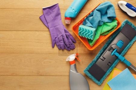 Artículos y productos de limpieza para el hogar
