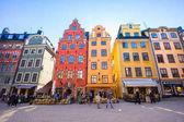 Gamla Stan in Stockholm city, Sweden