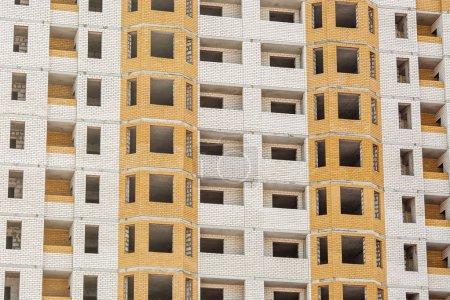 construction de nouveaux bâtiments résidentiels