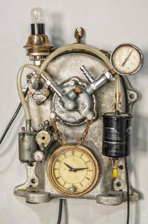 Vintage custom steampunk device