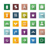 Icons for construction products