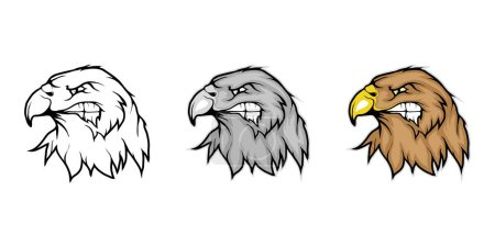 graphic eagle logo