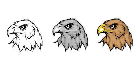 graphic eagle logo