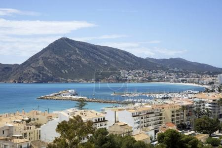 Town of Altea southern Spain