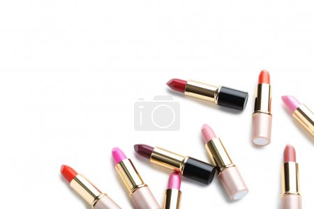Fashionable Colorful lipsticks
