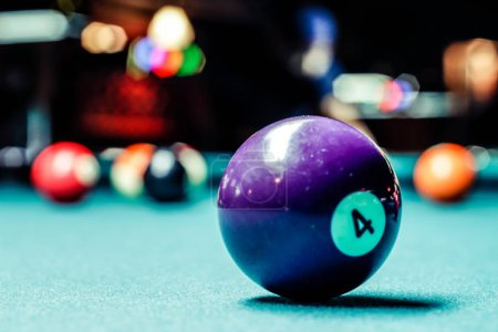 billiards plastic balls