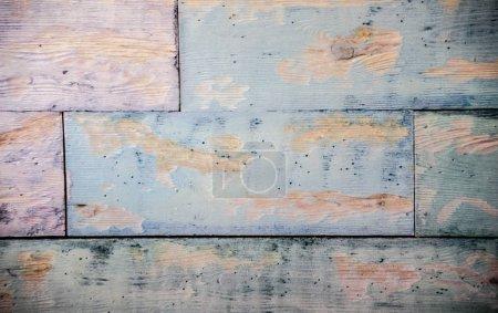 Pastel color wood texture