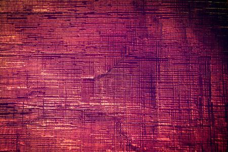 Abstract colorful scratched background of metallic surface