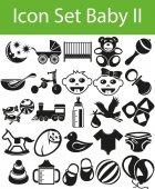 Icon Set Baby II