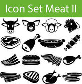 Icon Set Meat II