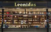 Leonidas store in Amsterdam