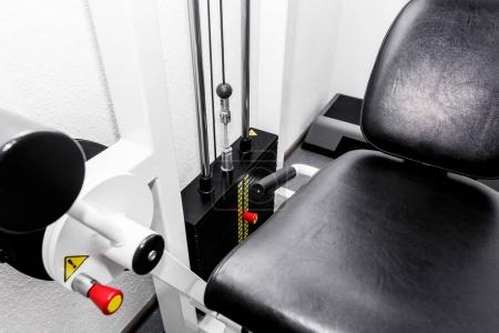 modern gym equipment for rehab