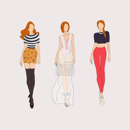 fashion women set