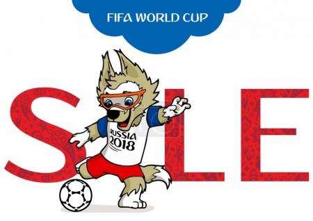 Discounts on the world Cup in Russia