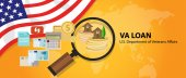 VA Loan mortgage loan in the United States guaranteed by the US Department of Veterans Affairs