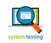 system testing software quality assurance approval process coding programming application review