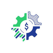 Innovative business technology financial system upgrade complex money solution
