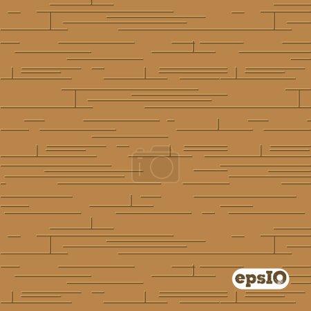 Vector background. Wood texture.