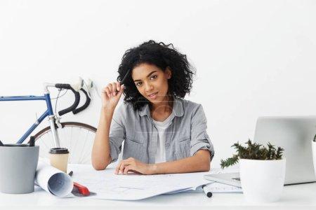 experienced professional female designer