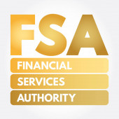 FSA - Financial Services Authority acronym
