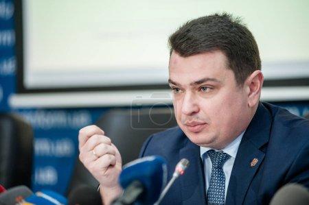 Director of the National Anti-corruption Bureau of Ukraine (NABU)