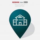 schoolhouse web icon