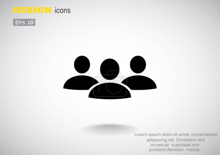 group of people web icon