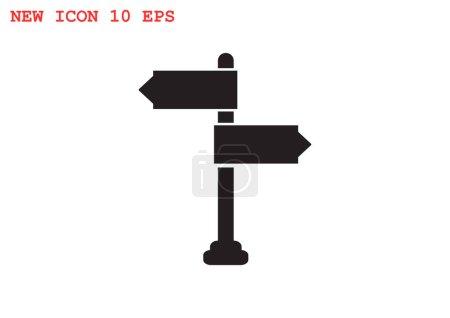 Signboard web icon