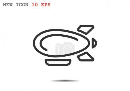 Airship web icon