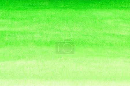 Green watercolor gradient background
