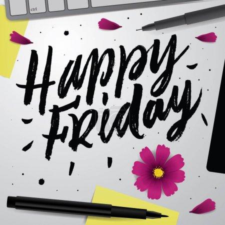 Happy Friday Positive Quote