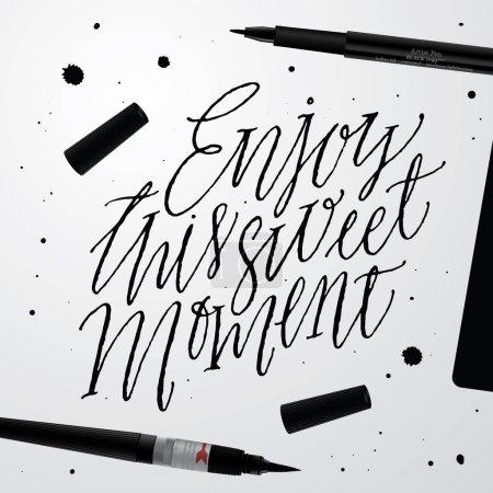 Enjoy This Sweet Moment.