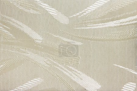 Grey Fabric blind curtain texture background