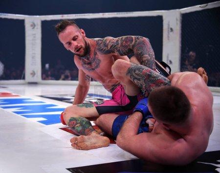 PLMMA mized martial arts fight night