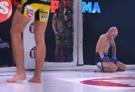 PLMMA Mixed Martial Arts Fight Night