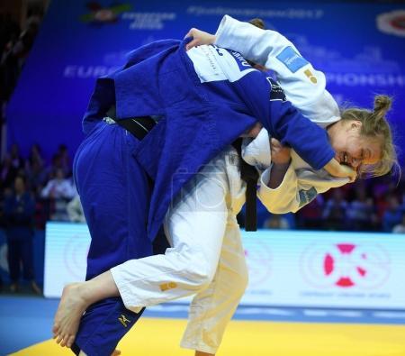 European Judo Championships 2017 in Warsaw