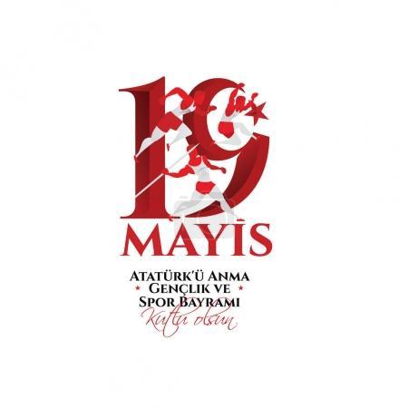 19 mayis Ataturku Anma