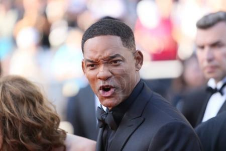 Will Smith attends the Closing Ceremony
