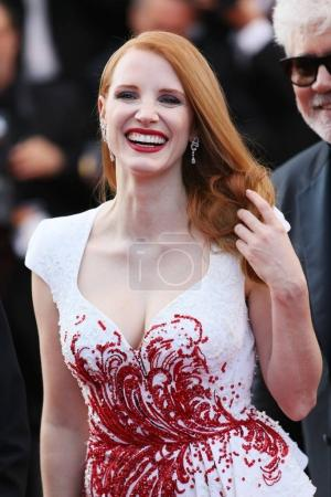 Jessica Chastain attends the Closing Ceremony