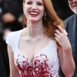 CANNES, FRANCE, MAY 28, 2017: Jessica Chastain att...